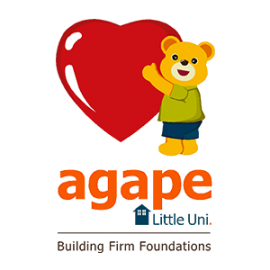 agape Little Uni | Wigglepods' Partner