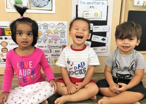 Programme: Early Childhood | Wigglepods Pte Ltd