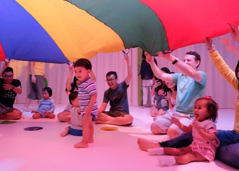 Parent-Child Programme - Studio | Wigglepods Pte Ltd